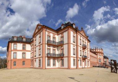 famous Biebrich castle in Wiesbaden, Biebrich