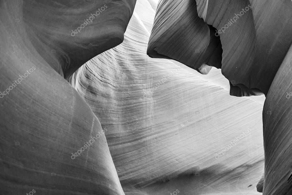 Antelopes Canyon near page, the world famoust slot canyon