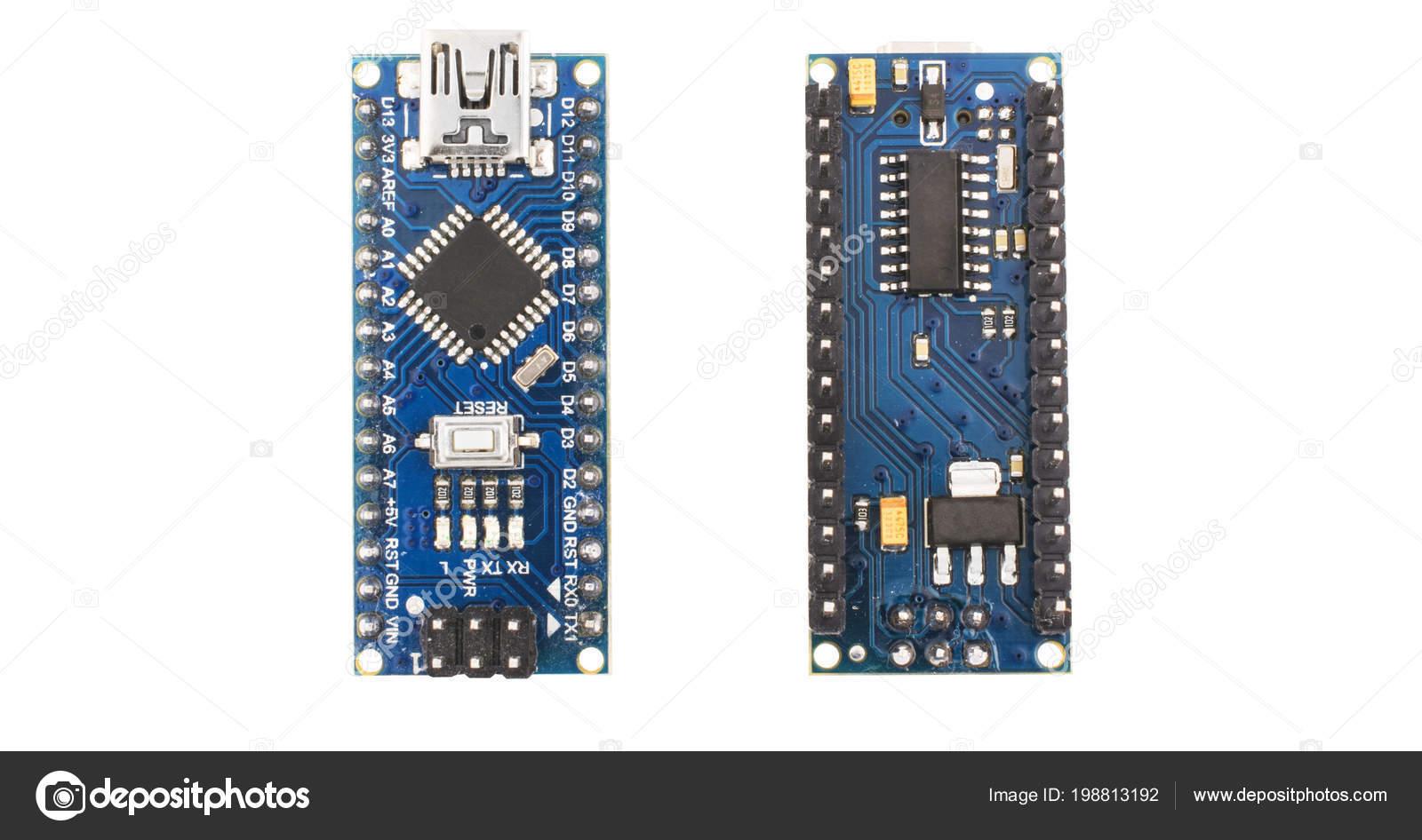 Nano Board Teaching Electronics Programming Robotics Two Kinds Top ...