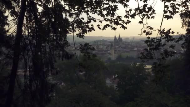 gotický kostel Matky Boží před tyn ve Staroměstské náměstí v Praze