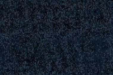 textured binary computer code as background