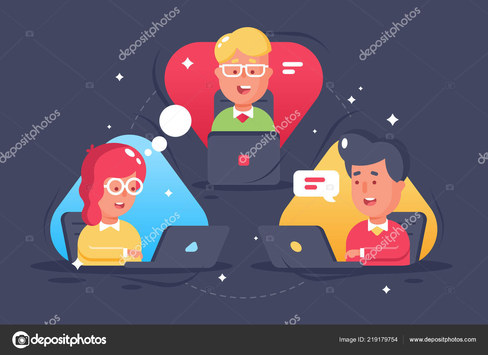 skype online chat room