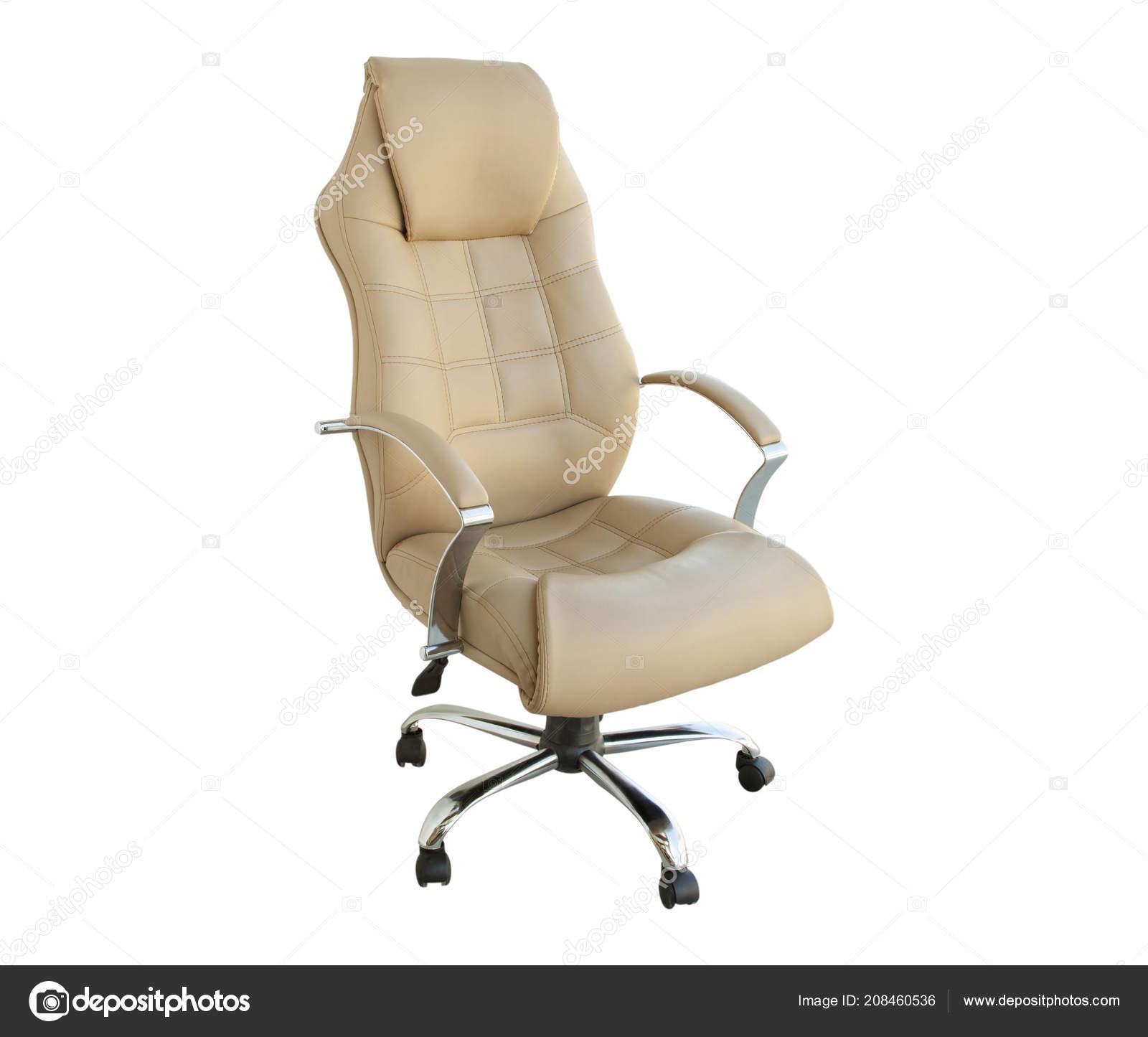 Moderne Lederen Bureaustoel.Moderne Leren Bureaustoel Stockfoto C Reflex Safak 208460536