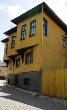 Historical Houses of Central Anatolia