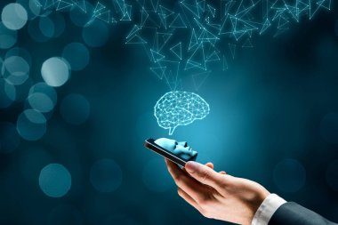 Artificial intelligence on smartphone