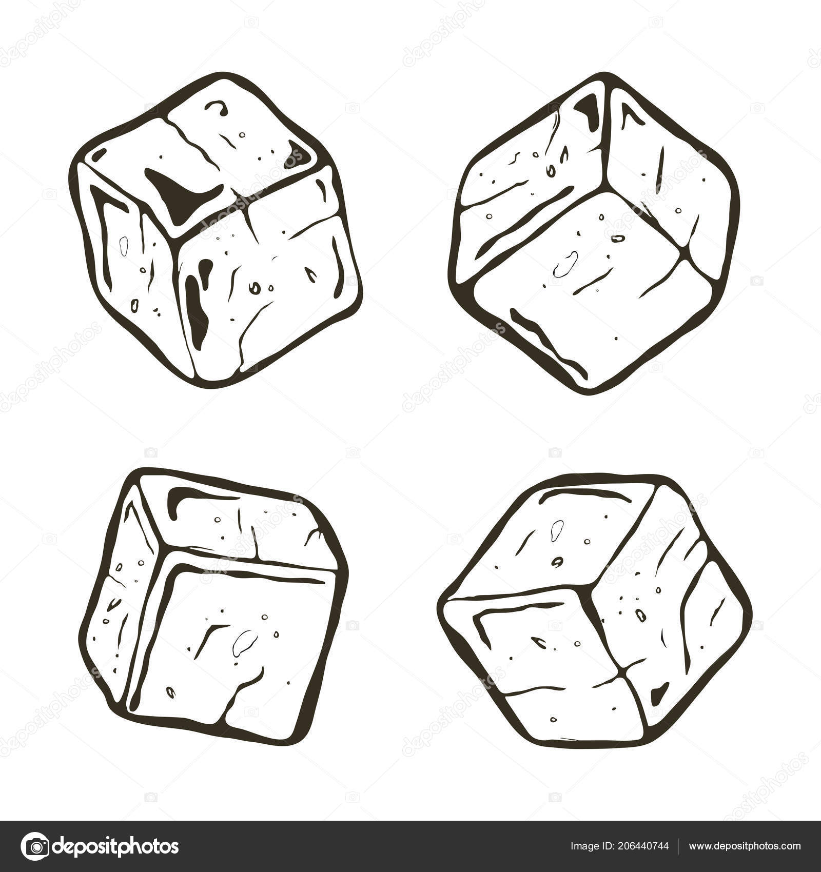 clipart black and white ice cubes vector black white ice cubes transparent ice cube chunks isolated stock vector c dmstudio 206440744 https depositphotos com 206440744 stock illustration vector black white ice cubes html