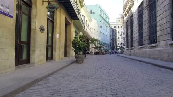 Old Havana - La Habana Vieja -  the city-center - downtown - Havana, Cuba - 30 October 2018