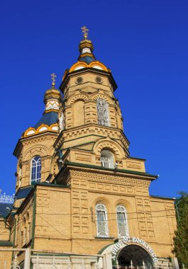 Orthodox church of the Holy Righteous Lazarus outside Pyatigorsk
