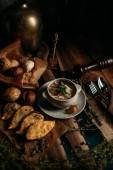 Mongol hagyományos élelmiszer-kultúra
