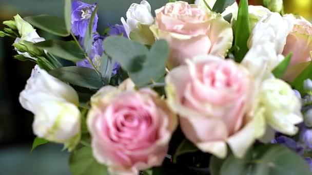 gyönyörű virágcsokor.