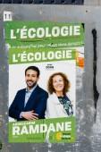 Posters French legislative election