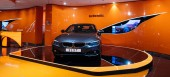 Luxusní Bmw Sixt Pronájem auta na letišti Hamburg airport