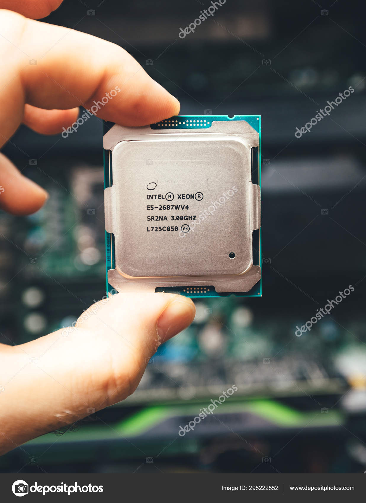 Intel Xeon E5-2687w v4 CPU for Dell Precision Workstation