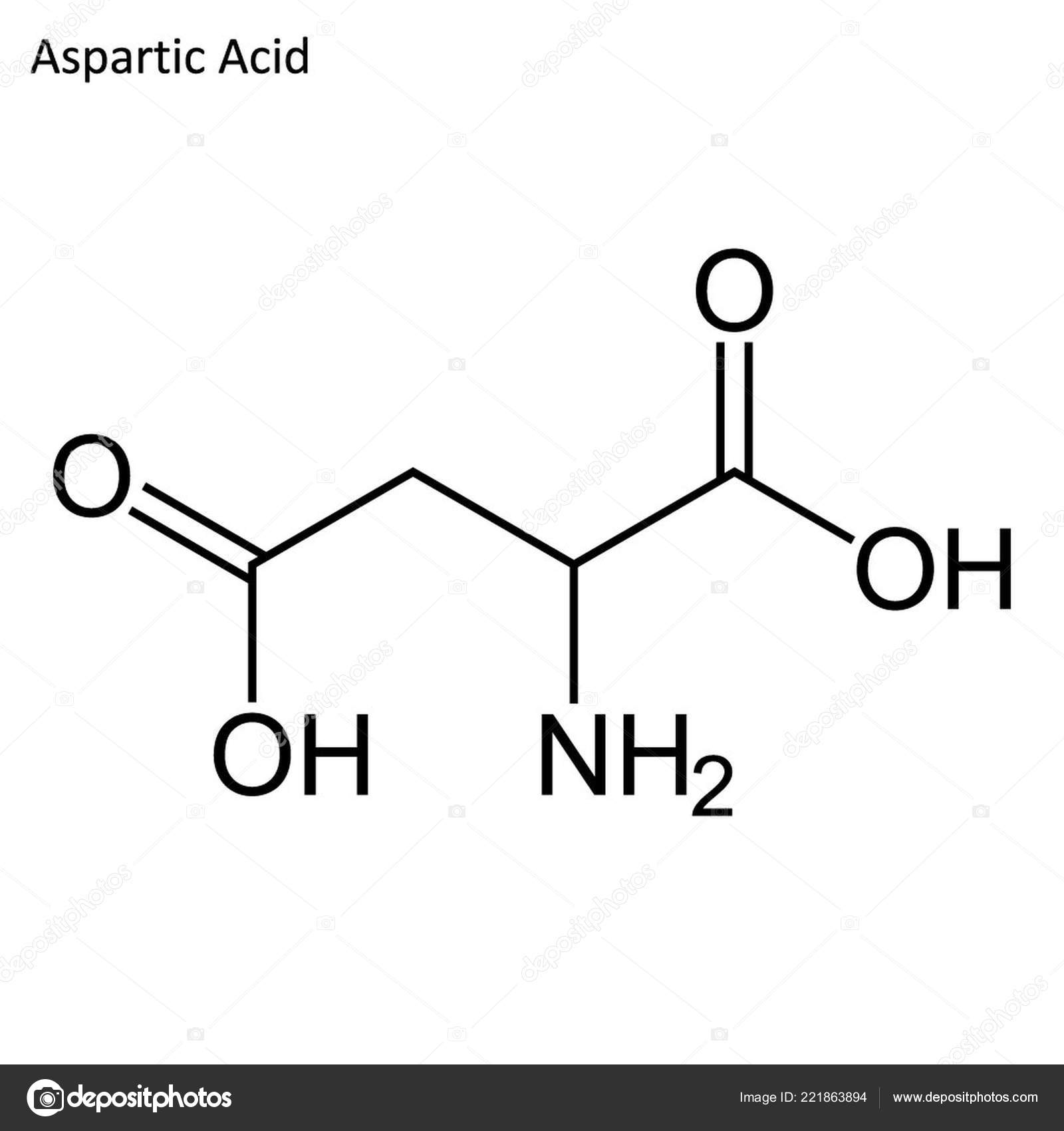 aspartic acid svenska
