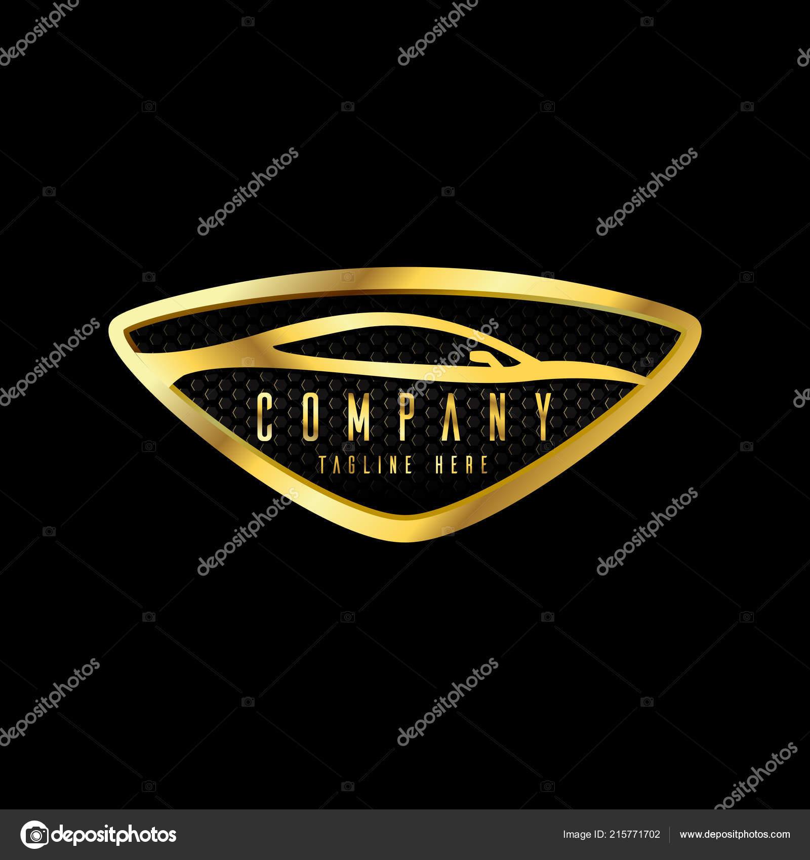 Modern Car Emblems Badges Logo Design Template Car Service Tire