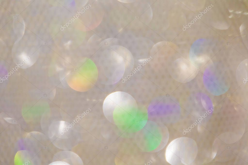 Colorful Bokeh Background Colorful Blurred Wallpaper .Background for design.