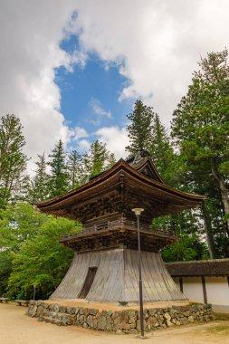Bell Tower, Kongobuji Temple