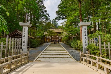 Kongobuji Temple, Mount Koyasan