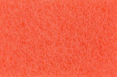 Close up of textured abrasive fiber background