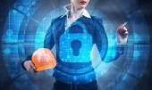 Digitale Cybersicherheit und Netzwerkschutz