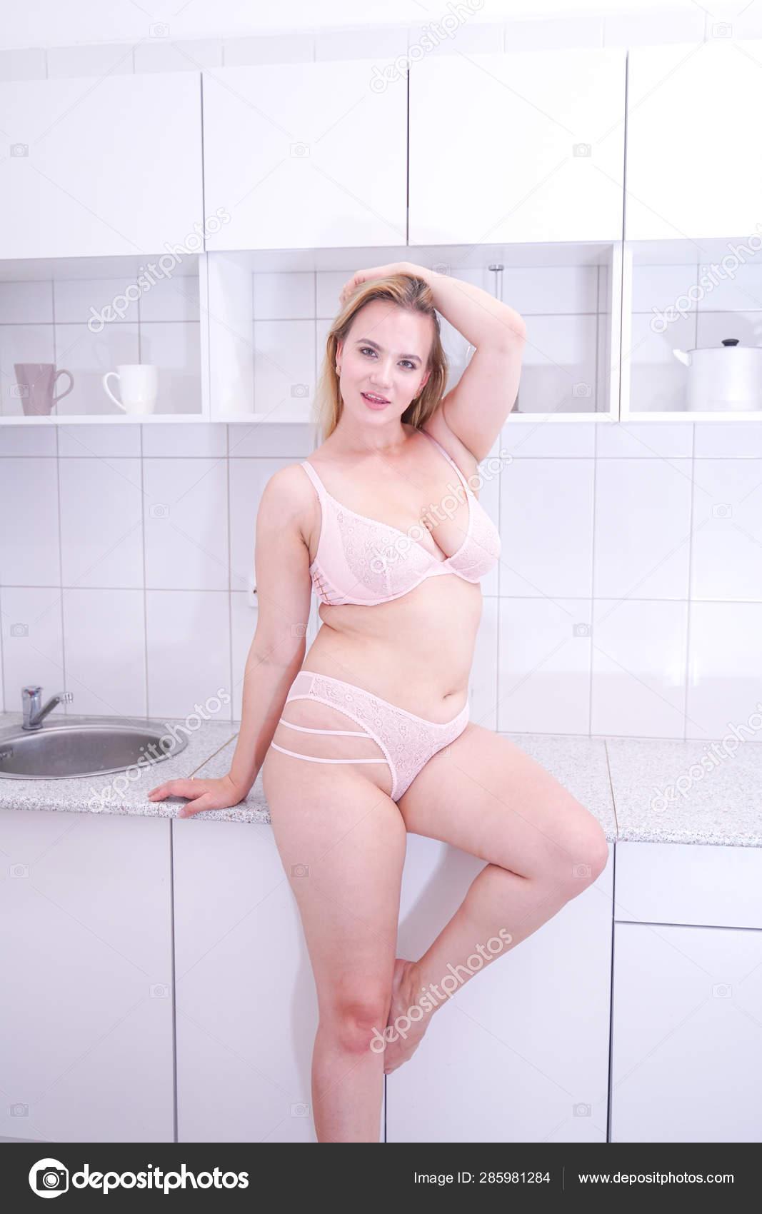 Panties bbc uniform blonde
