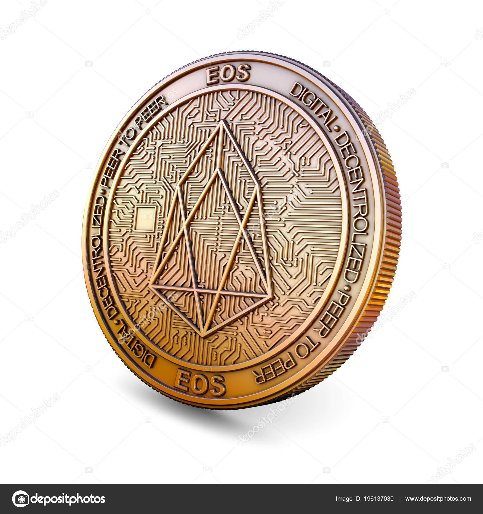 eos cryptocurrency stock