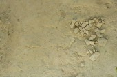 Grey textured concrete cement wall closeup background,