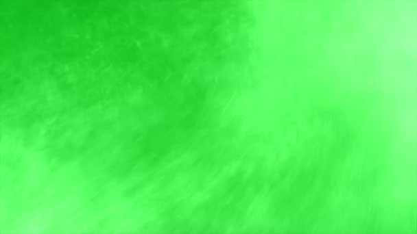 Surface Rainstorm on green background. Realistic rain and water droplets with chroma key green screen background