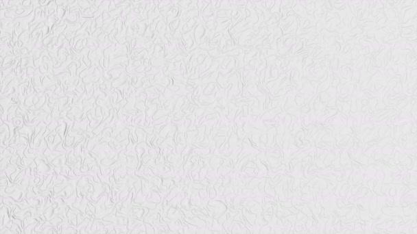 Umělecké bílé pozadí s abstraktními vzory jemných čar