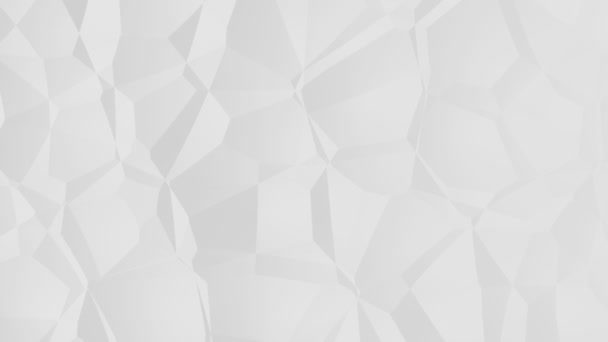 Návrh pozadí s obrovskými bílými pohybujícími se strukturami