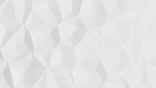 eleganter weißer Hintergrund geometrischer Strukturen in Bewegung