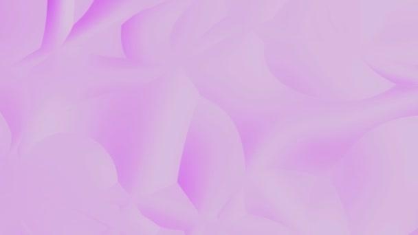 Sfondo rosa moderno con struttura della superficie liscia looping senza soluzione di continuità
