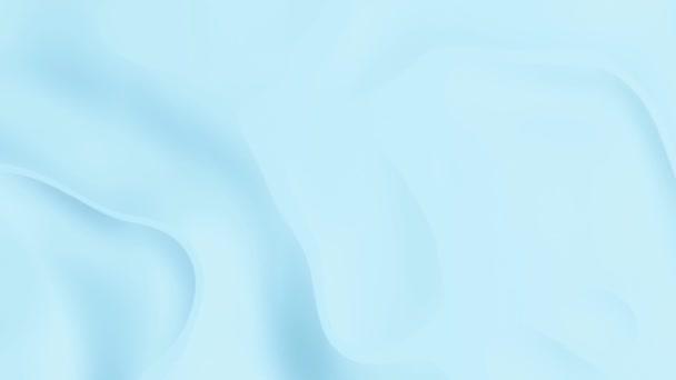 Světle modré pozadí s velkými povrchovými vlnami