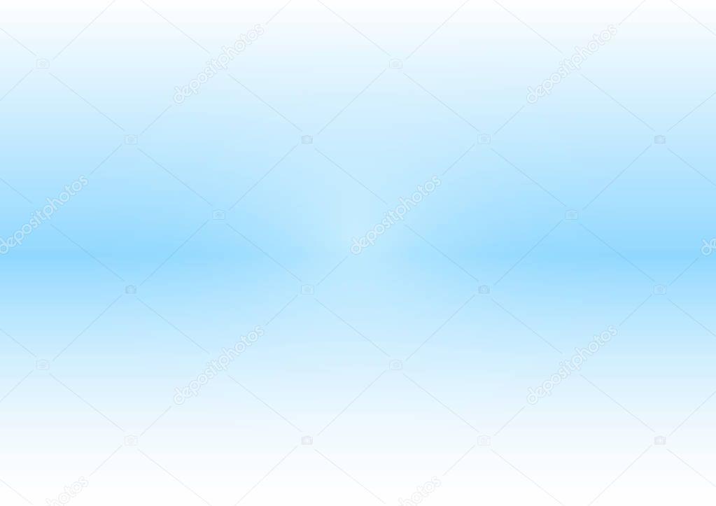 Vector background with blue sky. Backdrop for internet