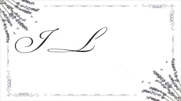 Kézzel írott szöveg szeretlek fehér alapon.