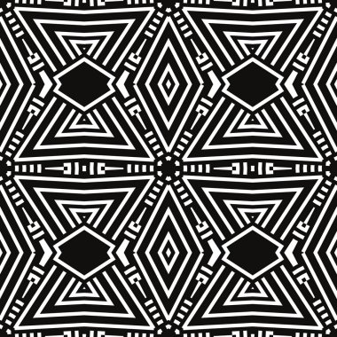 monochrome modern abstract pattern background