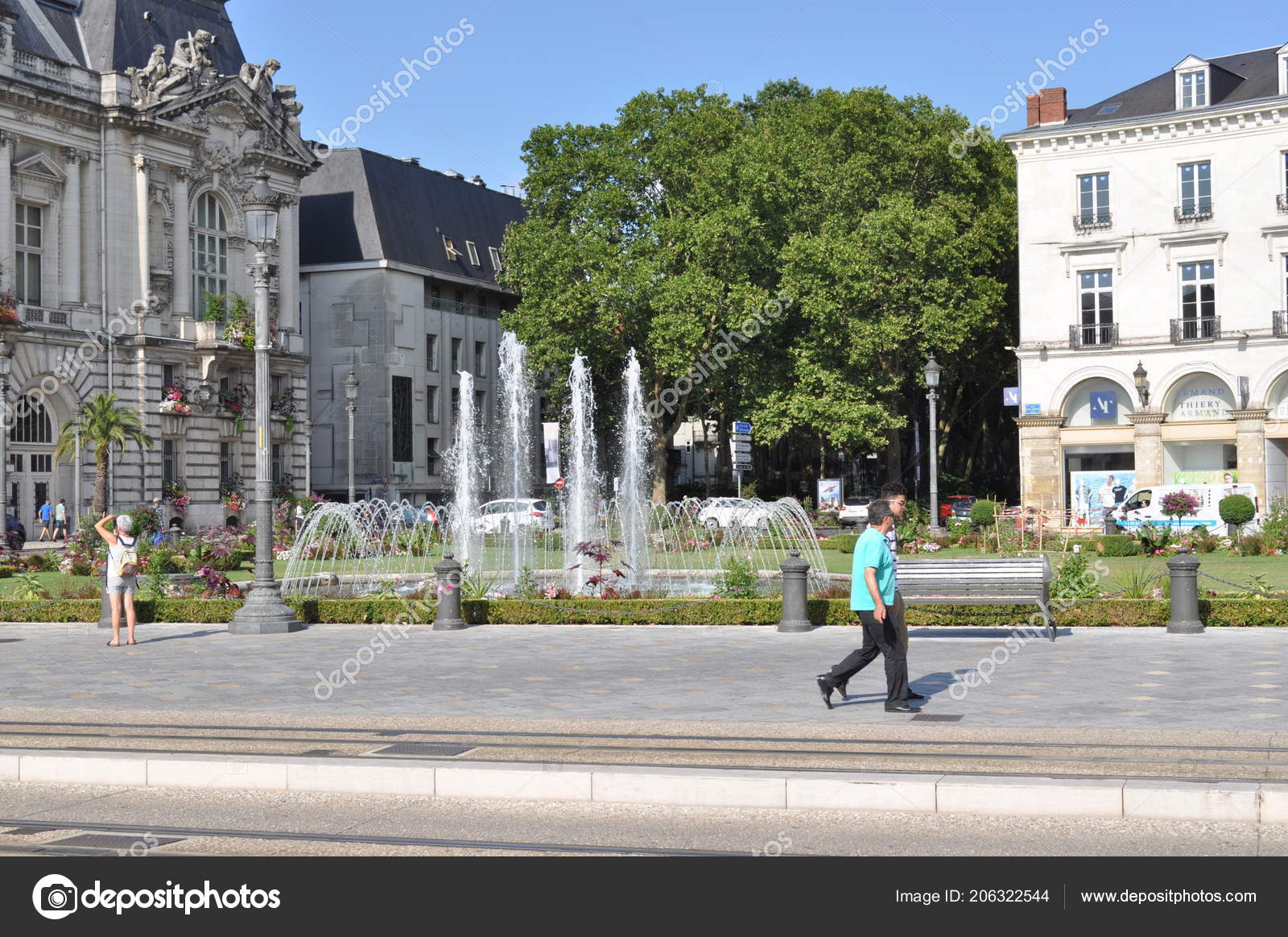 3c9aba228201a5 France Tours July 2018 Armand Thiery – Stock Editorial Photo ...