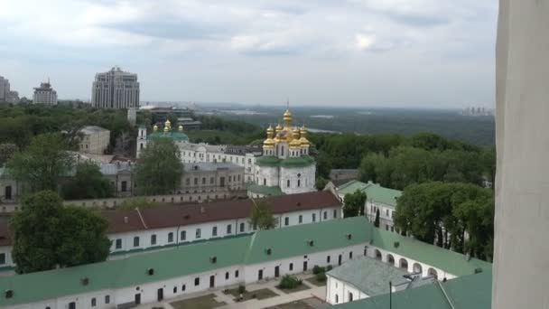 View of the Church of All Saints in Kiev Pechersk Lavra