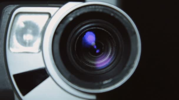 Camera zoom. Taking a close-up video cameras, increasing or decreasing scale.