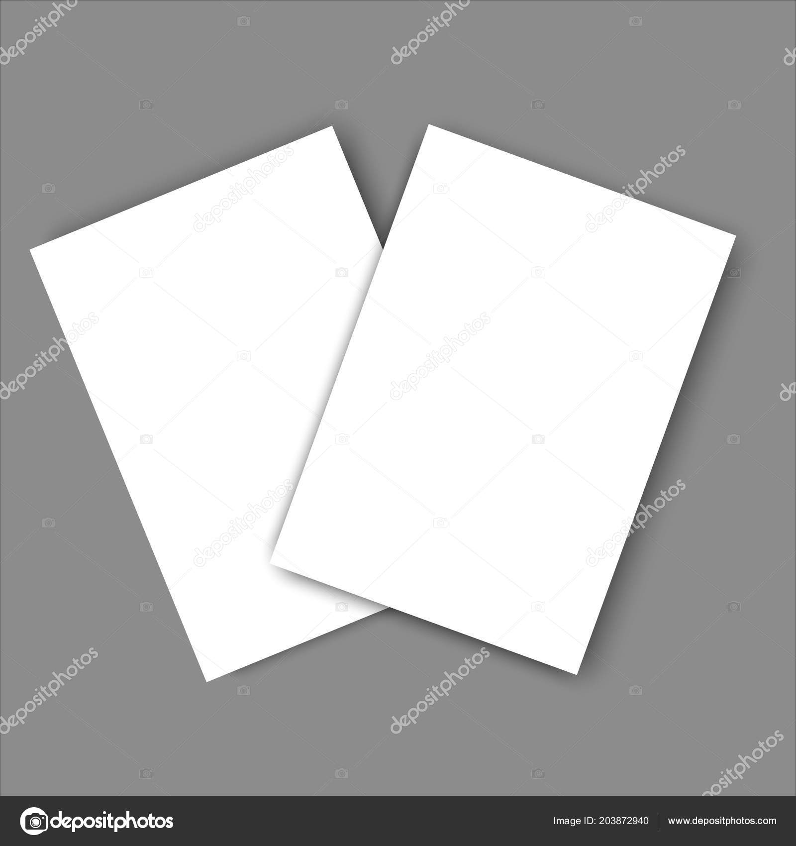 realistic models leaves shadow blank template design isolated grey