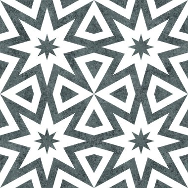 Gray burst abstract geometric seamless and repeat textured pattern background stock vector