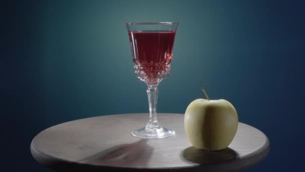 Üvegserleg vörösborral