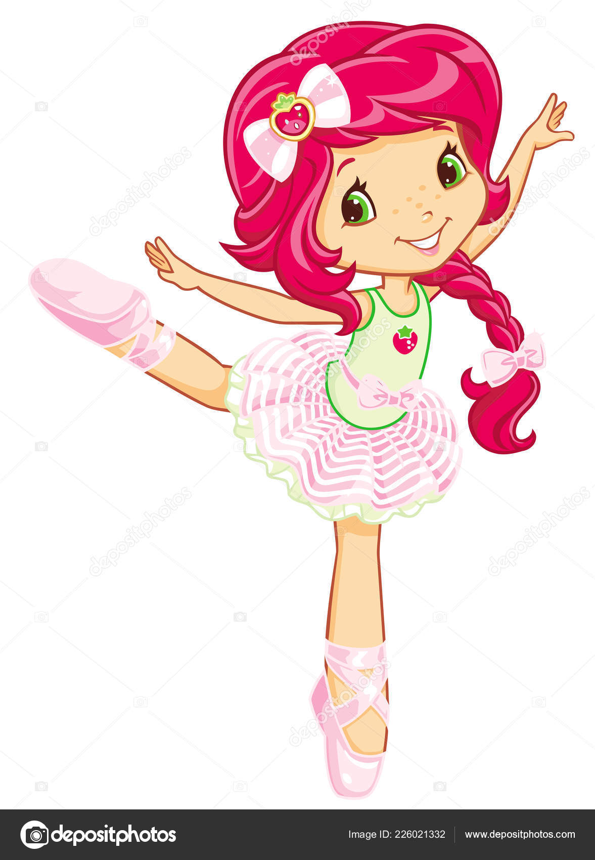 Images Strawberry Shortcake Cartoon Characters Strawberry