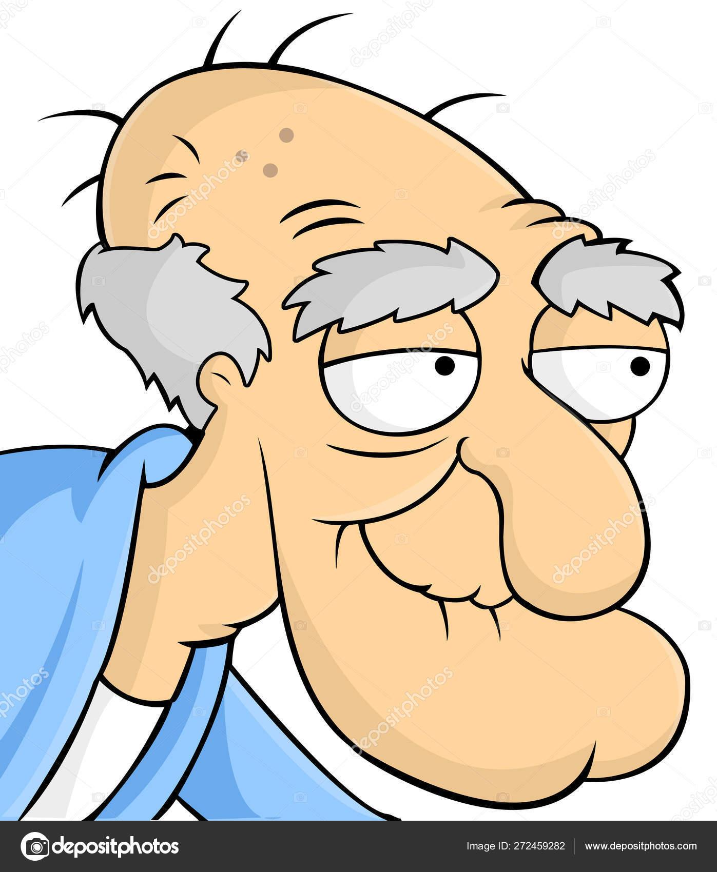 Herbert Family Guy Illustration Character Cartoon Stock Editorial Photo C Chutimakuanamon 272459282