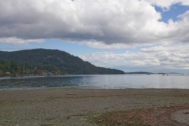 Fulford harbor, Saltspring Island, British Columbia