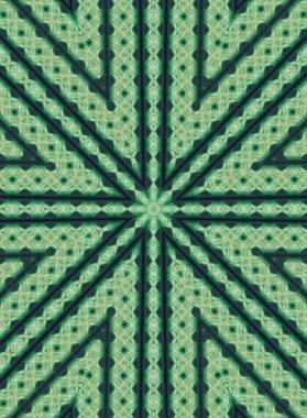 """Картина, постер, плакат, фотообои """"Абстрактный фон красочных геометрических"""", артикул 259011104"""