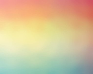 Abstract gradient colorful backdrop. Simple multicolored wallpaper with place for your text.