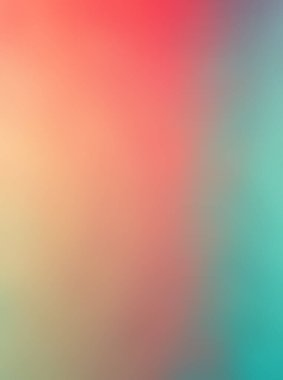 Abstract gradient colorful background. Modern painted wall for backdrop or wallpaper with copy space. Multicolored image