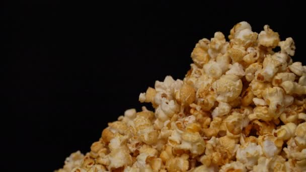popcorn rotate motion background.