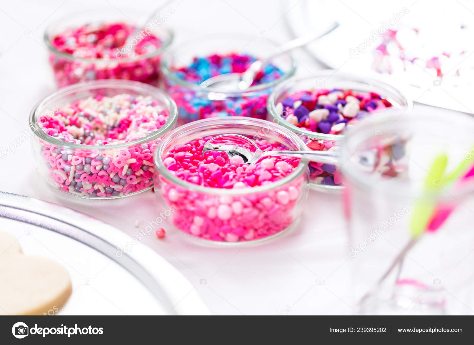 ᐈ Candy sprinkle border stock images, Royalty Free candy